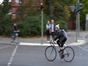 Almanya'da Bisiklet Devri