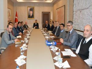 Erzurum İş Geliştirme Merkezi Projesinin sözleşmesi imzalandı