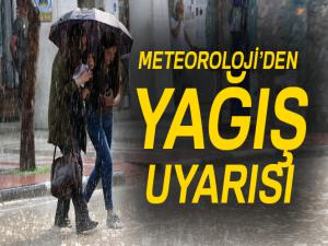 Meteoroloji'den kuvvetli yağış uyarısı... | 28 Mayıs yurtta hava durumu