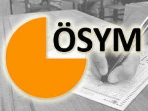 ÖSYM'den yazılı sınav açıklaması