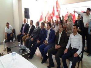 AK Parti Palandöken İlçe Başkanlığı Temmuz Ayı olağan Danışma Meclis Toplantısı yapıldı.
