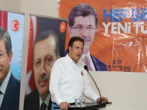 AK Partililer Palandöken danışma meclisinde  buluştu