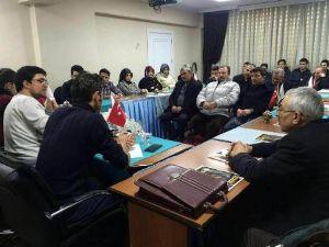 AK Parti Palandöken teşkilatı 7 Şubat'ı boş geçirmedi