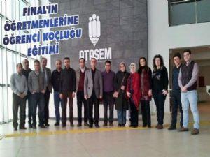 Erzurum'da öğenci koçluğu eğitimleri devam ediyor