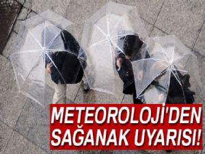 Meteoroloji'den o illere sağanak uyarısı| 05 Ağustos 2017 yurtta hava durumu