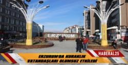 Erzurum'da Kuraklık Vatandaşları Olumsuz Etkiledi