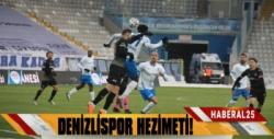 Erzurumspor'un Denizlispor Hezimeti
