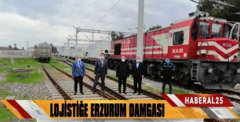 Lojistik Sektörüne Erzurum Damgası